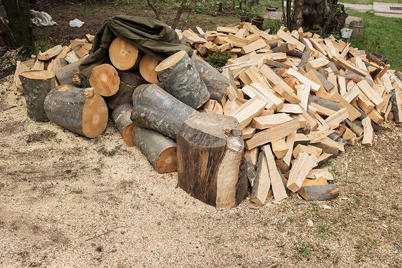 Vendita legna da ardere Como